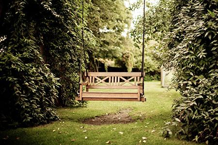 balancelle jardin 3 places