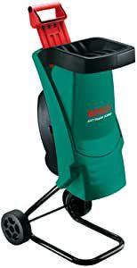 Passez la souris sur l'image pour zoomer        Bosch Broyeur rapide de végétaux à lame