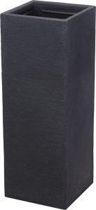 pot gris anthracite colonne grand