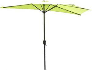 semi parasol rond