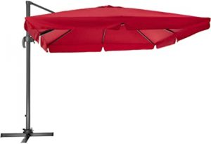 parasol haut de gamme TecTake