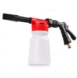 pistolet avec réservoir pour le jardin