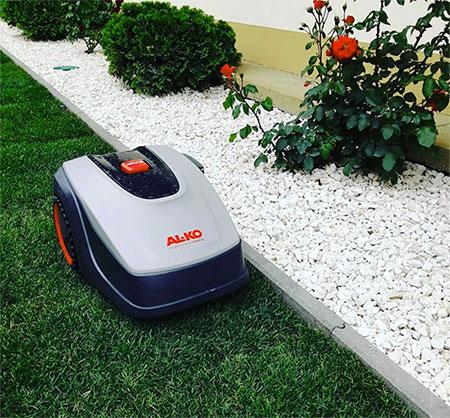 tondeuse robot pelouse alko