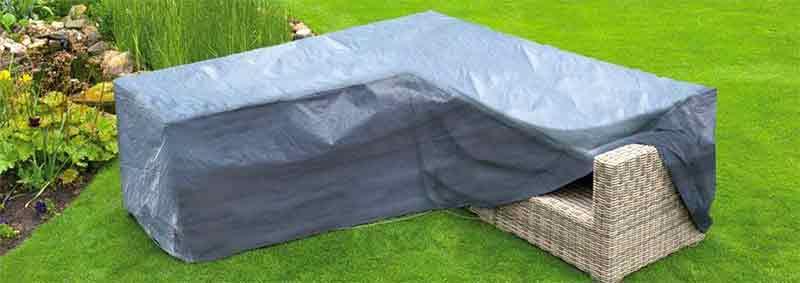 housse de protection pour mobilier de jardin
