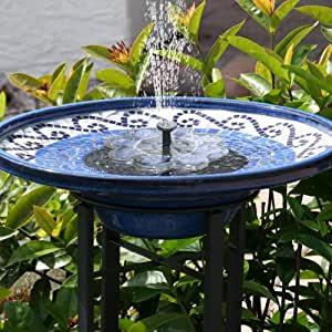 accessoire fontaine de jardin